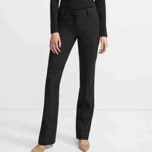 Theory Stretch Black Dress Pants